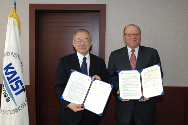 KAIST and Carnegie Mellon University establish a Dual Degree Program 이미지