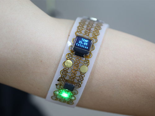 Transformative Electronics Systems to Broaden Wearable Applications 이미지