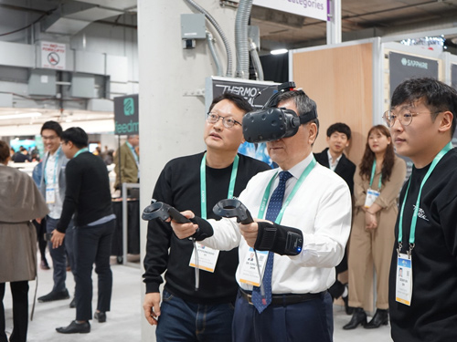 KAIST Showcases Advanced Technologies at CES 2020 이미지