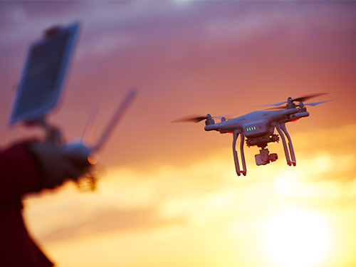 Anti-drone Technology for Anti-Terrorism Applications 이미지