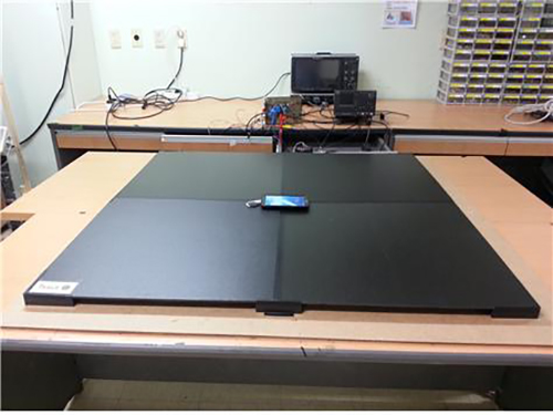 Omnidirectional Free Space Wireless Charging Developed 이미지