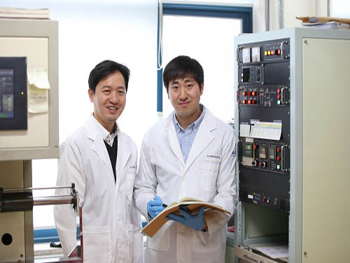 A New Spin Current Generating Material Developed 이미지