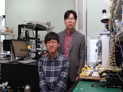 Levitating 2D Semiconductor for Better Performance 이미지