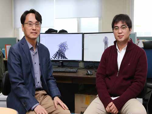 Computer Simulation Identifies a Key Principle for Next-generation Carbon Fibers 이미지