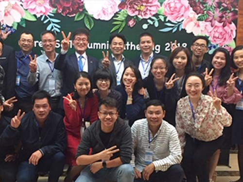 Vietnamese Alumni of Korean S&T Universities Gather in Hanoi 이미지