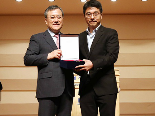 Professor Jeong-Ho Lee Named the KAISTian of 2018 이미지