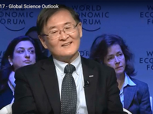 Davos 2017: Global Science Outlook 이미지