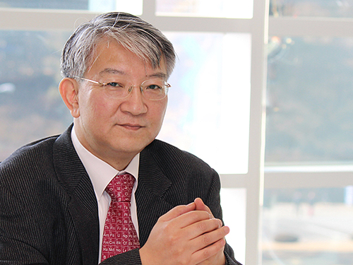 Distinguished Professor Lee Named International Fellow of the CAS 이미지