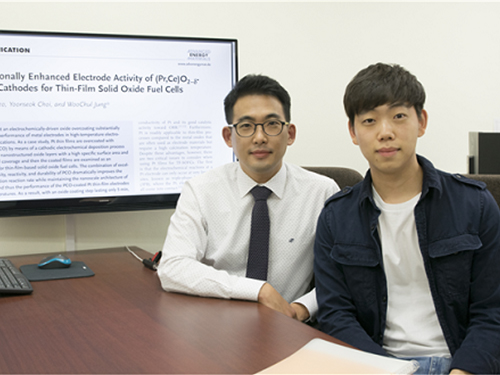 A New Efficient Oxide Coating Technology to Improve Fuel Cells 이미지