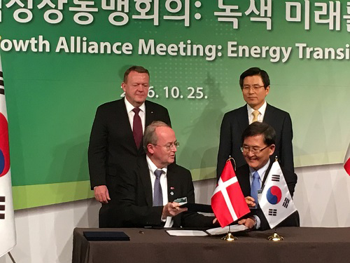 MOU between KAIST and DTU Signed 이미지
