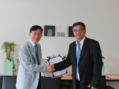 KAIST and KTH Establish a Dual Degree Program in Nuclear Engineering 이미지