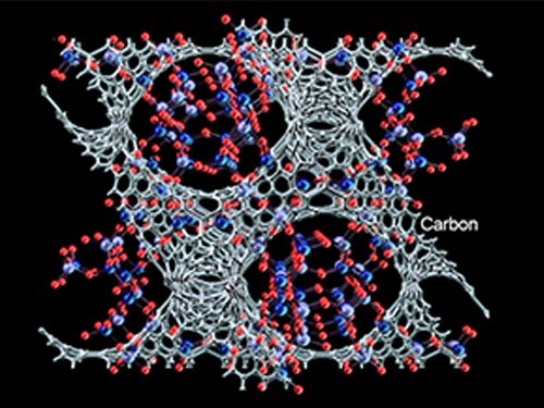 Synthesized Microporous 3D Graphene-like Carbons 이미지