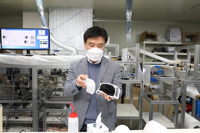 Recyclable Nano-Fiber Filtered Face Masks a Boon for Supply Fiasco 이미지