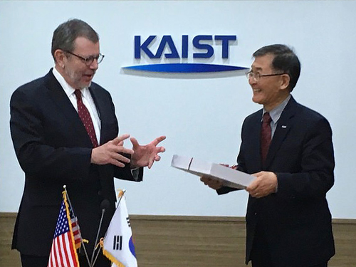 KAIST and the University of Minnesota-Twin Cities Partner for Research and Education Collaboration 이미지