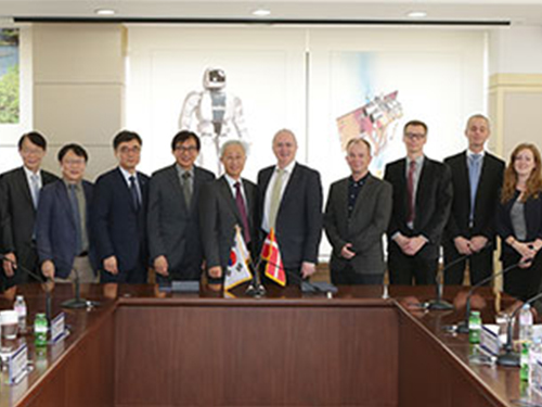 Dual Degree Agreement on the Master's Program of Electrical Engineering with the Technical University of Denmark 이미지