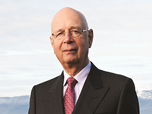 Klaus Schwab to Receive Doctorate from KAIST University 이미지