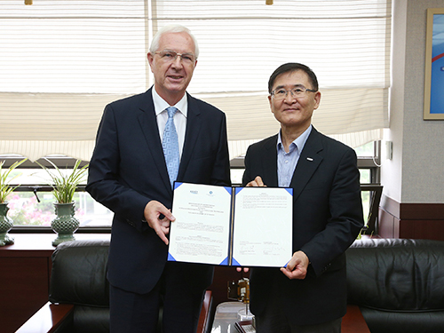 KAIST and the Czech Academy of Sciences Agree to Cooperate 이미지
