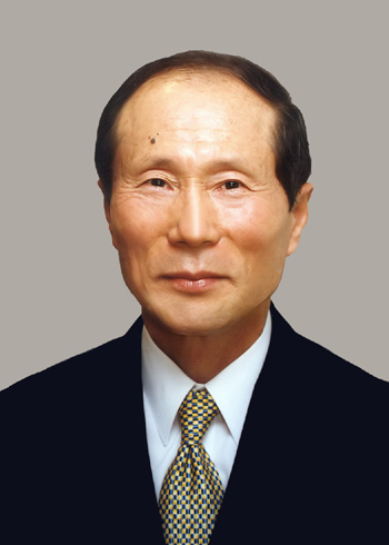 Respected Entrepreneur Chung Elected New Board Chairman of KAIST 이미지