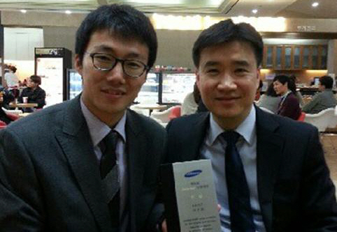 Graduate Student at KAIST Awarded Best Prize at the 9th Inside Edge 이미지
