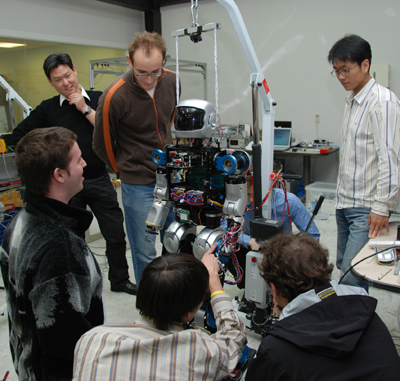 KAIST Collaborating with U.S. Universities to Advance Humanoid Robotics 이미지