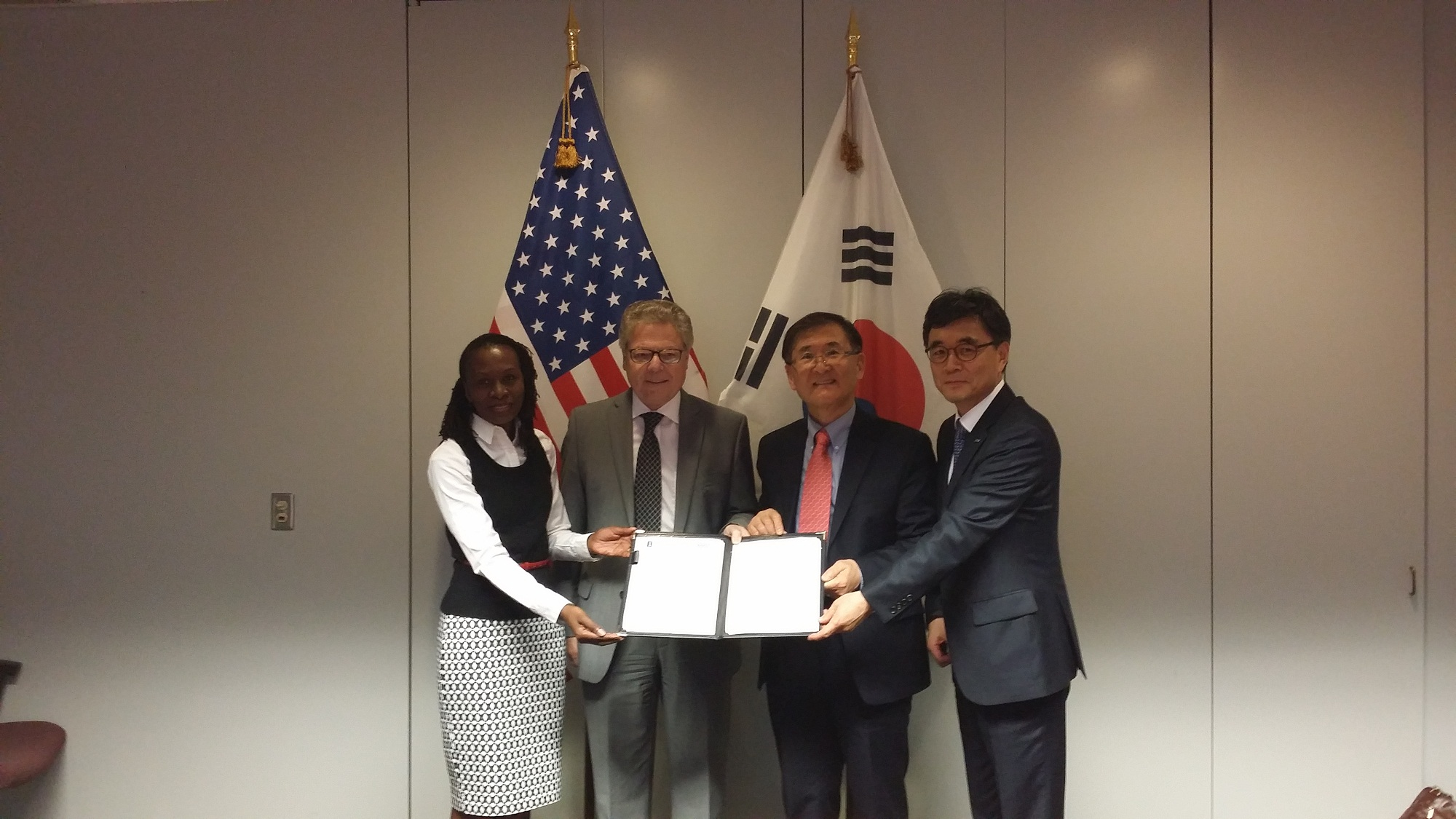 KAIST and University of Illinois at Urbana-Champaign Sign a MOU 이미지