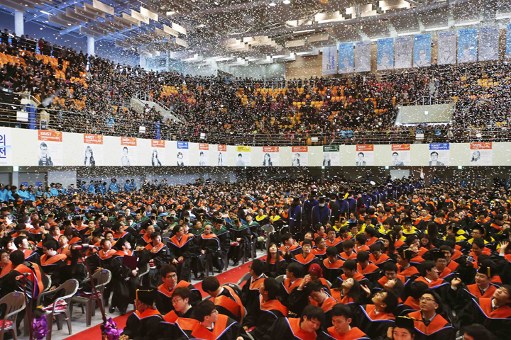 The 2015 KAIST Commencement 이미지