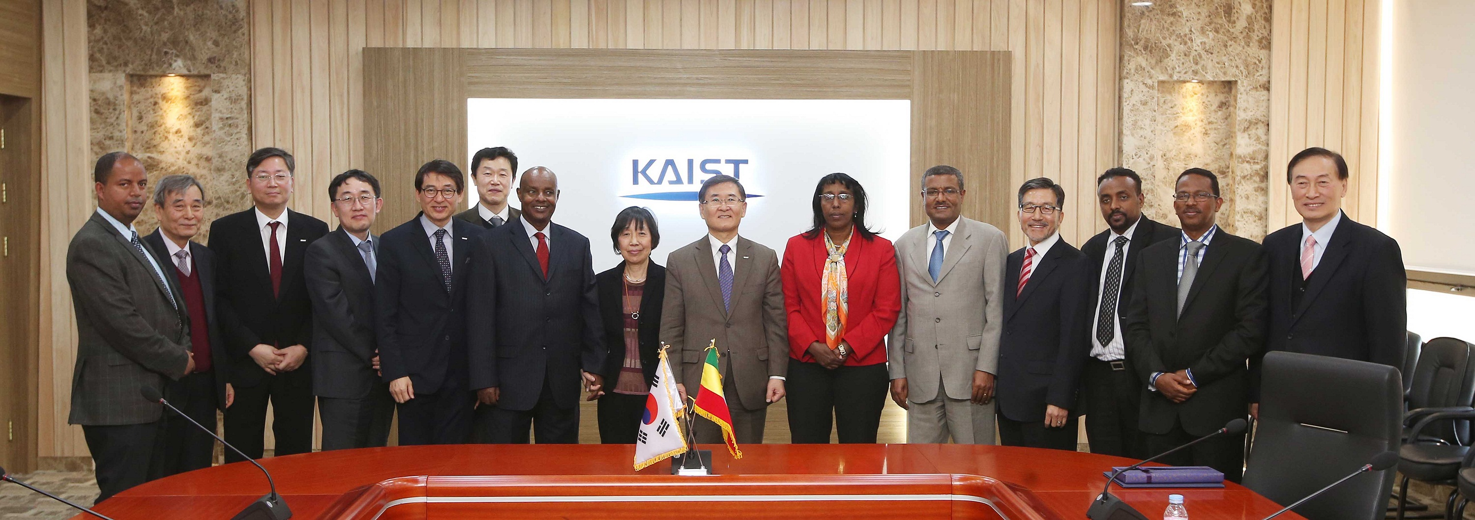 Ethiopian Minister of Education Visits KAIST 이미지