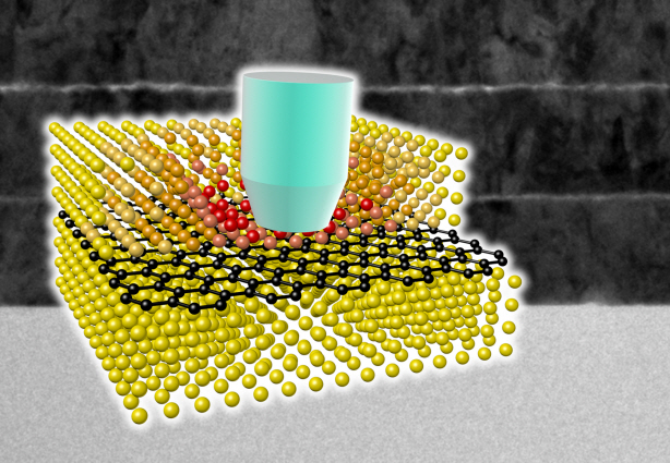 Ultra-High Strength Metamaterial Developed Using Graphene 이미지