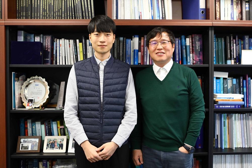 김기수 박사과정, 정기훈 교수