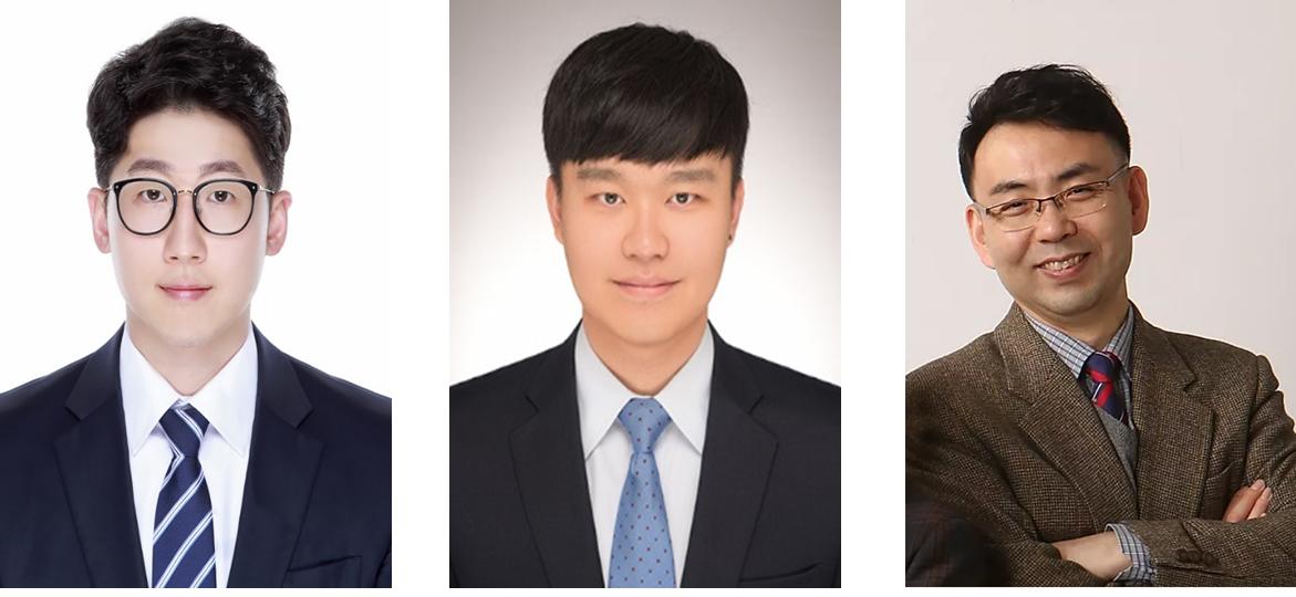 도원준 박사, 서성훈 박사과정, 박성홍 교수