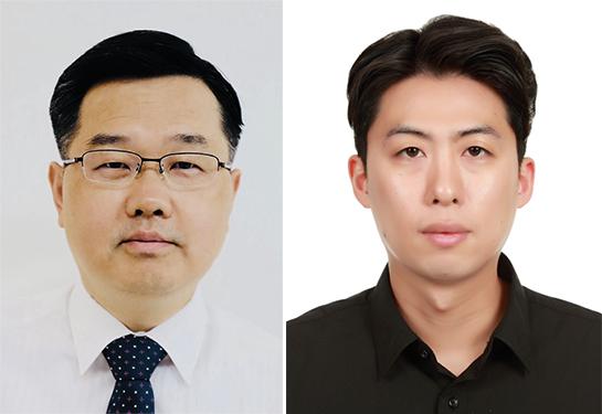 신소재공학과 강정구 교수, 최원호 박사과정