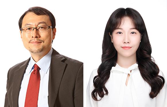 생명과학과 전상용 교수, 김유진 박사과정