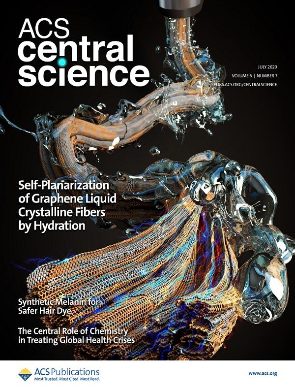 그림 3. ACS Central Science 7월호 표지논문