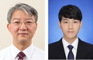 (왼쪽부터) 이상엽 특훈교수, 김기배 박사과정