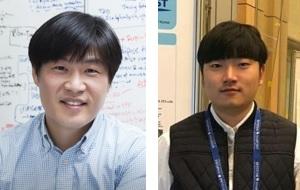 (왼쪽부터) 의과학대학원 서재명 교수, 김광은 석박사통합과정